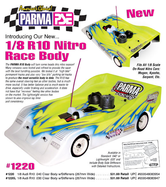 PARMA/PSE RC And Slot Car Racing